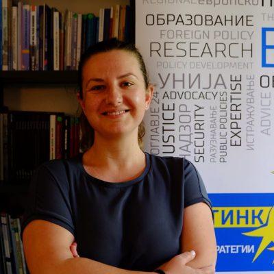 Kristina Angelevska