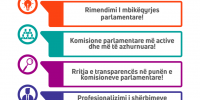 Parliamentary oversight recommendations ALB